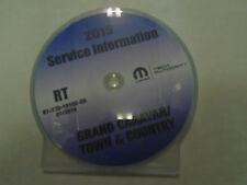 2015 Dodge GRAND CARAVAN TOWN COUNTRY Service Information Repair Manual CD OEM