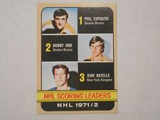 1972-1973 OPC #63 BOBBY ORR HOCKEY CARD (EX+)