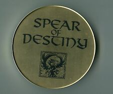 Spear Of Destiny Maxi-CD (in tin box)  SO IN LOVE WITH YOU 1988 Limited Edition