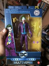 MATTEL DC MULTIVERSE BATMAN 80 ANNIVERSARY ORIGINAL THE JOKER ACTION FIGURE NEW