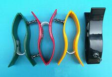 Adult reusable ECG/EKG electrodes Limb Clamp, Ag/AgCI, Universal, K9201