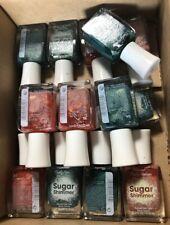 Sally Mixed Wholesale Lot of 14 Sally Hansen Sugar Shimmer Nail Polish Assorted