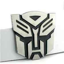 3D Logo Protector Autobot Transformers Emblem Badge Graphics Decal Car Sticker J