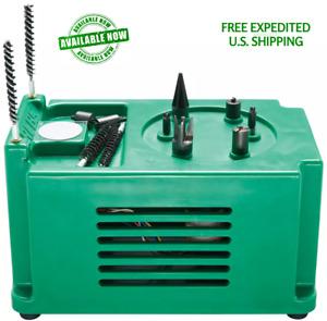 RCBS Brass Boss 90390 Case Prep Center Chamfering Deburring Uniformer CLEANER
