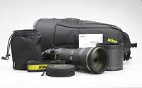 Nikon AF-S Nikkor 200-400 mm 4.0 G ED VR II + Sehr Gut (222065)