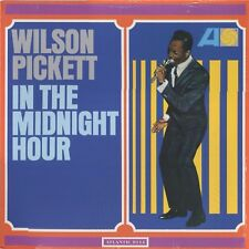 WILSON PICKETT In The Midnight Hour ATLANTIC RECORDS Sealed COLORED VINYL LP