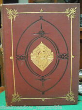 GUSTAVE DORE 1878 Thomas Hood 9 Steel Engravings FOLIO England Poems VERY RARE!!
