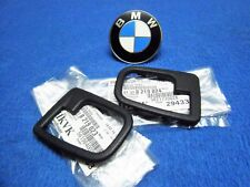 BMW e36 3er Blende NEU Set Tür Griff Öffner NEW Cover Door Handle Cabrio Coupe