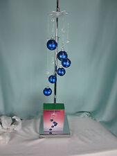 Celestial Mobile Home Decor Acrylic Beads Blown Glass Globes Balls Moon & Stars