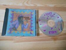 CD Reggae U-Roy - Music Addict (9 Song) RAS RECORDS