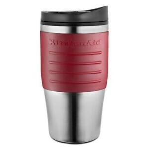 KitchenAid Travel Coffee Mug, Empire Red (KCM0402TMER)