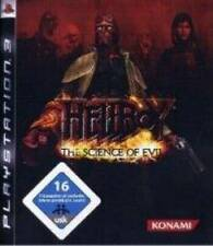 Playstation 3 HELLBOY THE SCIENCE OF EVIL * DEUTSCH Neuwertig