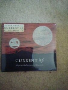 Current 93 - Aleph at Hallucinatory Mountain (2009)NEW, wrapped,NWW,C93,DIGIPACK