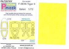 Model Maker 1/72 NORTHROP F-5E/N TIGER II Kabuki Tape Paint Mask Set for Italeri