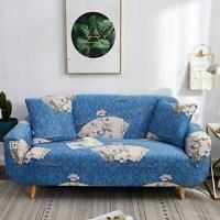 High Quality Cartoon Sofa Cover Strech L Sectional Slipcovers Comfort Multicolor