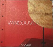 Casadeco - Vancouver - wallpaper sample book