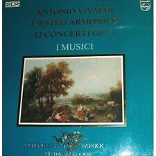 Antonio Vivaldi - L'Estro Armonico 12 Concerti Op. 3 I Musici from Philips (6768