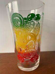Vintage 1960s Retro Professional Cocktails Bartender Shacker Glass