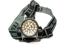 LED Kopf- und Stirnlampe Fahradlampe Arbeitslampe 4 Funktionen Campinglampe Neu