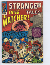 Strange Tales #134 Marvel 1965