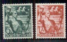 GERMANY #B116-17 Mint Never Hinged, Scott $16.00