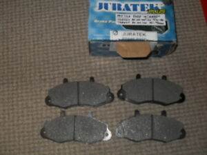 FORD Transit brake pads with 14ins wheels
