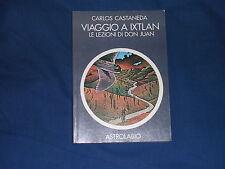 Castaneda Viaggio a Ixtlan Astrolabio