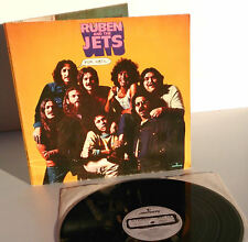 Ruben and The Jets - For Real - Frank Zappa 1973 german Mercury LP Musterplatte
