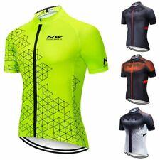 2020 NW Northwave Men's Cycling Jerseys Short Sleeve Bike Shirts MTB Bicycle