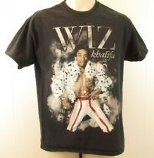 Men's T-Shirt M Short Sleeve Casual Wiz Khalifa Tattoo Furs          b6