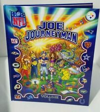 New NFL Joe Journeyman Volume 1 search and find book (2015, Hardcover)