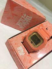 Casio GShock In4mation GLX-5600XA Limited Edition Salmon Watch