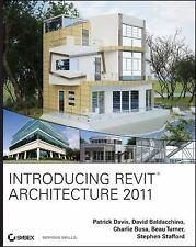 Introducing Autodesk Revit Architecture 2011 Davis, Patrick, Busa, Charlie, Tur