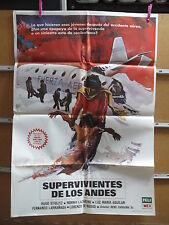 A2277  SUPERVIVIENTES DE LOS ANDES. HUGO STIGLITZ, NORMA LAZARENO, FERNANDO LARR