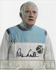 Photo - Richard Franklin in person signed autograph - Star Wars - Sirro Argonne