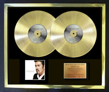 More details for george michael ladies & gentlemen double cd gold disc free shipping to uk!!!