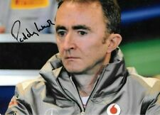 Paddy Lowe SIGNED   F1 Mclaren (Technical Director ) Portrait 2012