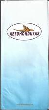 Aerohonduras ticket jacket wallet [8082]
