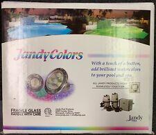 New Jandy Colors Spa Light 12V 50' Cable JSL1250