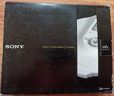 SONY  D-NE900 CD Walkman MP3 player in Box