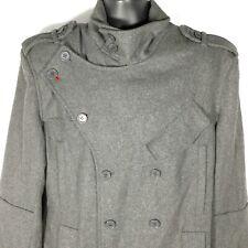 Artful Dodger Gentlemen Wool Blend Trench Coat