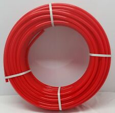 "*NEW* Certified Non Barrier 1/2"" - 250' coil - RED PEX For Heating and Plumbing"