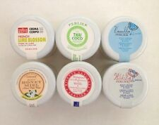 PERLIER Mini Body Cream x 6 ~ 30 ml / 1.0 oz. each ~ Assorted Scents