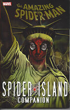 Amazing Spider-Man Spider-Island Companion TPB (2012 Marvel) OOP SEALED NM