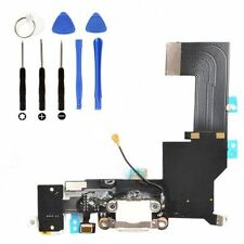 For Apple iPhone 5S White Charging Dock Port Charger Flex Cable + Tools