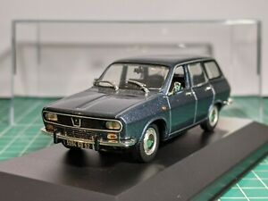 Renault 12 Break Estate Blue 1/43 NOREV Very Rare