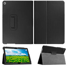 "For iPad 2nd Gen/3rd Gen/4th Gen 9.7"" In Smart PU Leather Stand Case Cover-Black"