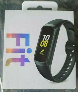New Samsung Galaxy Fit Activity Tracker - SM-R370 - Black