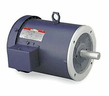 5HP 1725RPM 184TC 3PH 230/460V TEFC C-FACE NO BASE LEESON #131501