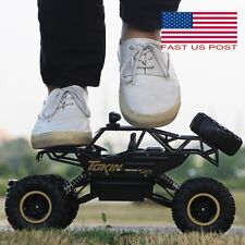 Rc Car 4Wd 1:16 Electric Brushless Trucks Off-Road Climber Buggy Toy For Kids